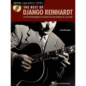 Guitar Signature Licks - The Best of Django Reinhardt