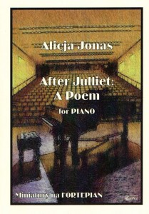 After Julliet: A Poem - nuty na fortepian - Jonas