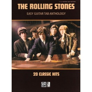 The Rolling Stones - Easy Guitar TAB Anthology: 20 Classic Hits