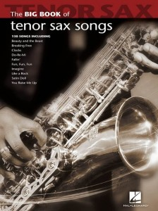 The Big Book Of Tenor Sax Songs - nuty na saksofon tenorowy