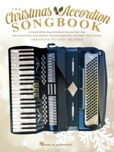 The Christmas Accordion Songbook - kolędy na akordeon