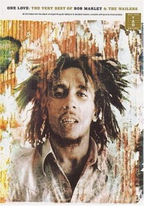 One Love: The Very Best Of Bob Marley And The Wailers - nuty na gitarę z tabulaturą