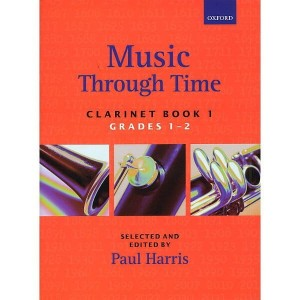 Music Through Time Clarinet Book 1 - nuty na klarnet