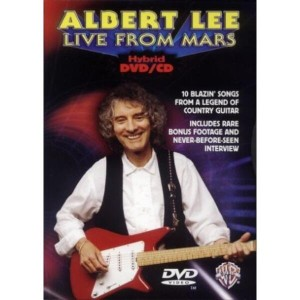Albert Lee Live from Mars