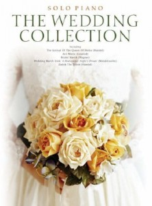 The Wedding Collection - melodie ślubne - nuty na fortepian