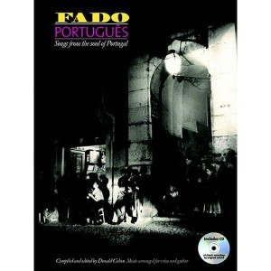 Fado Portugues: Songs from the soul of Portugal (+ płyta CD) - Donald Cohen - melodia i akordy gitarowe