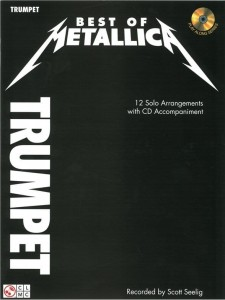 Best of Metallica: Trumpet (+ płyta CD) - nuty na trąbkę