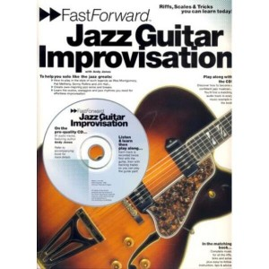 Fast Forward - Jazz Guitar Improvisation