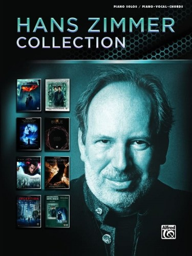 Hans Zimmer: Collection - nuty na fortepian