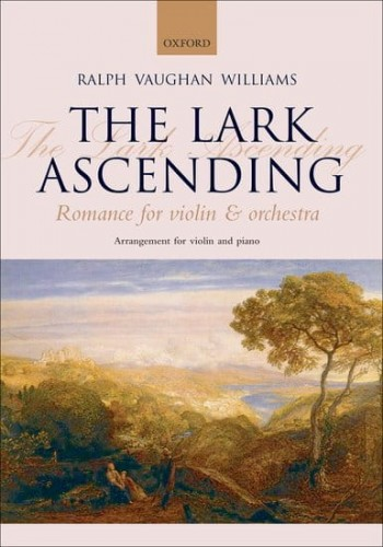 Williams: The Lark Ascending - Romance for violin and orchestra - nuty na skrzypce i fortepian
