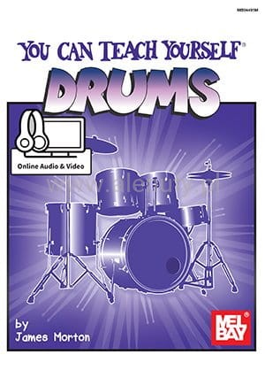 You Can Teach Yourself Drums (+ audio i video online) - James Morton - samouczek gry na perkusji