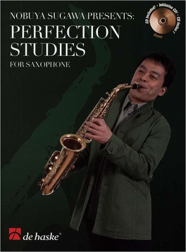 Nobuya Sugawa Presents: Perfection Studies (+ płyta CD) - nuty na saksofon altowy