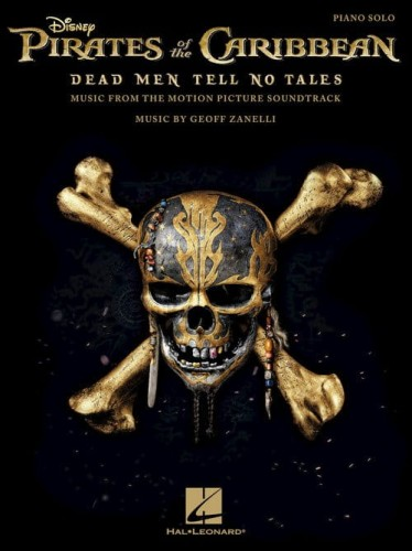 Zanelli: Pirates Of The Caribbean - Dead Men Tell No Tales - muzyka z filmu Piraci z Karaibów Zemsta Salazara na fortepian solo