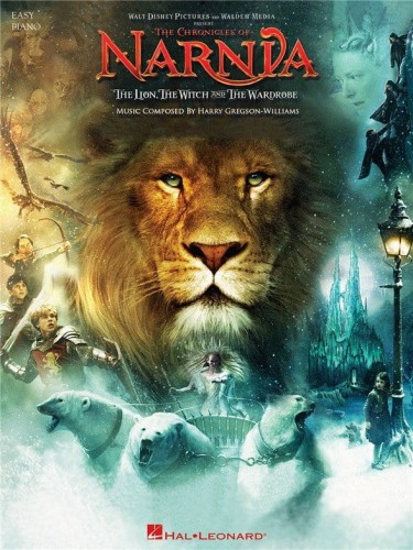 The Chronicles Of Narnia - The Lion, The Witch And The Wardrobe (Easy Piano) - nuty na pianino w łatwym układzie z filmu Lew, Czarnownica i Stara Szafa