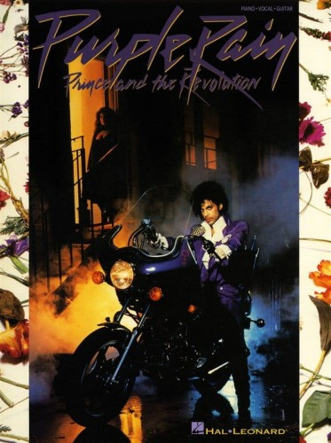 Prince and the Revolution: Purple Rain - nuty na fortepian, melodia, akordy gitarowe, teksty