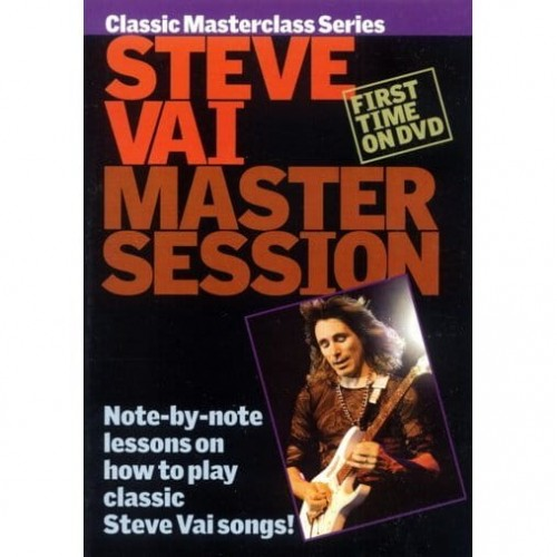 Master Session - Steve Vai
