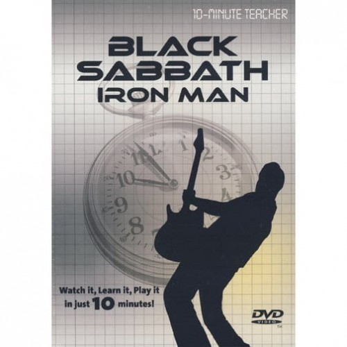 10-Minute Teacher - Black Sabbath - Iron Man