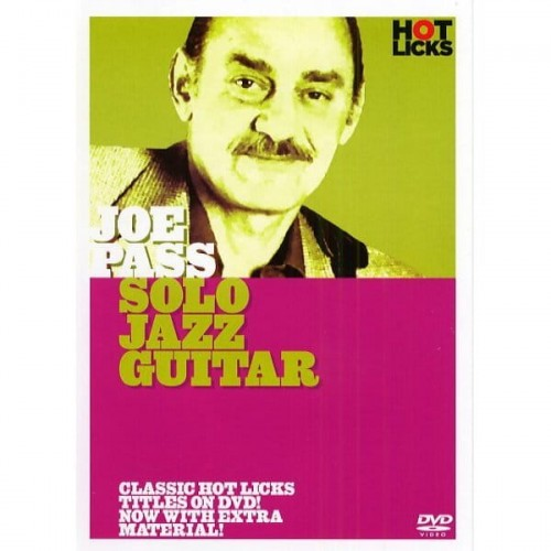 Hot Licks - Joe Pass - Solo Jazz Guitar