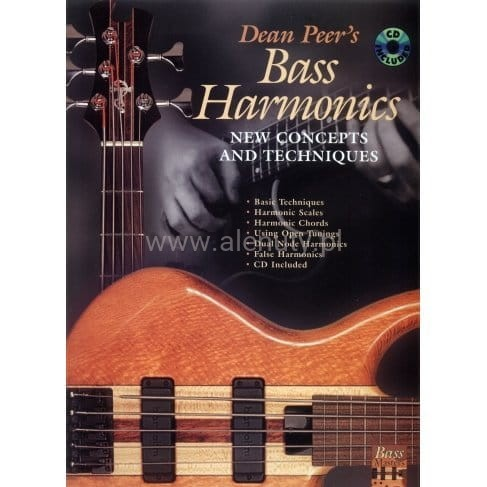 Dean Peer's Bass Harmonics - New Concepts and Techniques