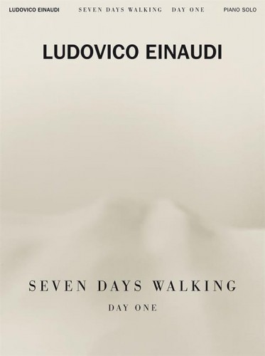 Ludovico Einaudi: Seven Days Walking - Day One - nuty na fortepian