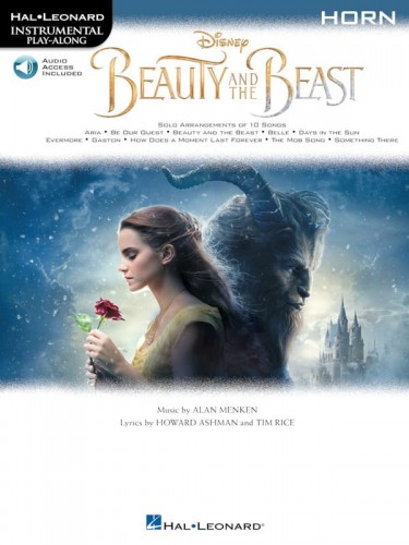 Beauty and the Beast: Horn - nuty na waltornię róg (+ audio online)