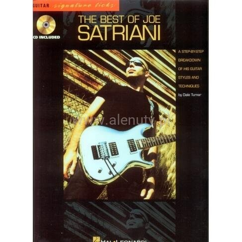 Joe Satriani The Best of