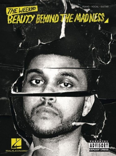 The Weeknd: Beauty Behind The Madness - nuty na fortepian, melodia, akordy gitarowe, teksty