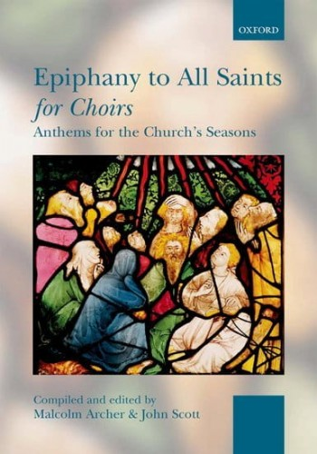 Epiphany to All Saints for Choirs - nuty na chór SATB