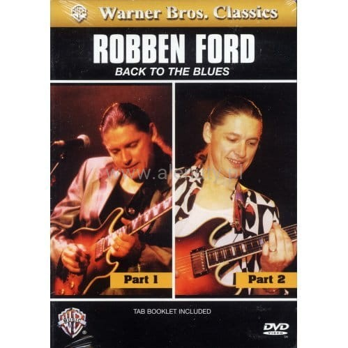 Robben Ford Back To The Blues