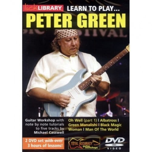 Lick Library - Learn To Play Peter Green