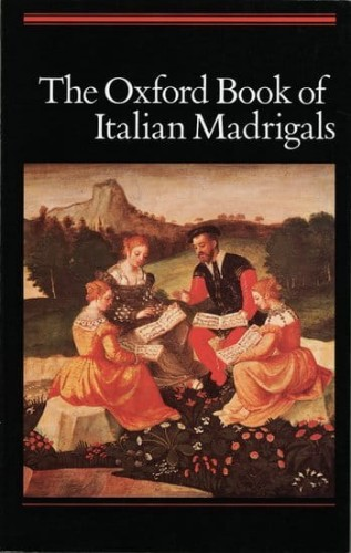 The Oxford Book of Italian Madrigals - nuty na chór SATB