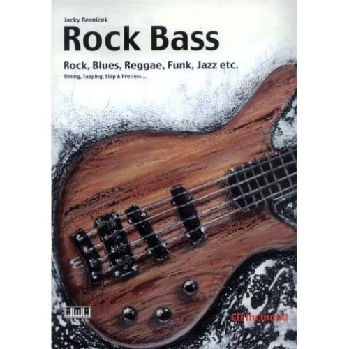 Rock Bass - Rock, Blues, Reggae, Funk, Jazz Etc - Reznicek