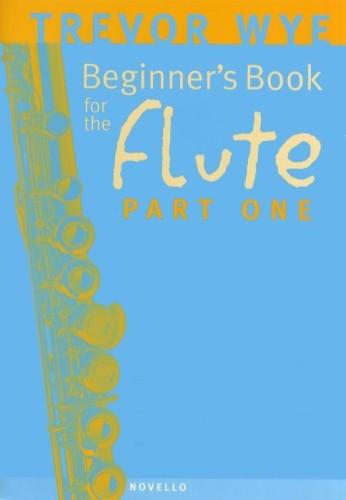 Trevor Wye: A Beginner's Book for the Flute 1 - szkoła gry na flecie poprzeczym (+ płyta CD)