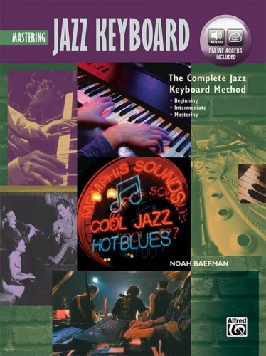 Complete Jazz Keyboard Method: Mastering Jazz Keyboard - podręcznik do nauki jazzu na fortepian / keyboard (+ audio online)