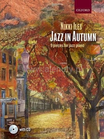 Nikki Iles - Jazz In Autumn - 9 Pieces For Jazz Piano