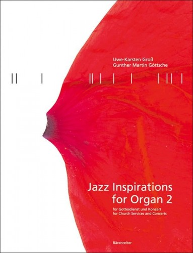 Jazz Inspirations for Organ 2 - nuty na organy