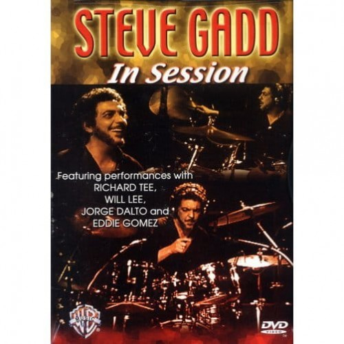 Steve Gadd - In Session (DVD)
