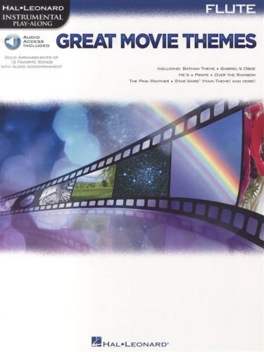 Great Movie Themes Flute Muzyka Filmowa Na Flet Audio Online