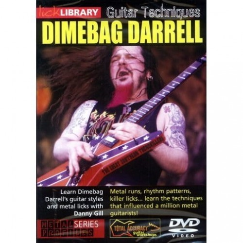 Lick Library - Learn To Play Dimebag Darrell