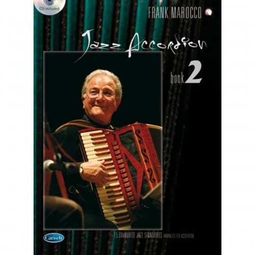 Frank Marocco: Jazz Accordion Volume 2 (+ płyta CD) - nuty na akordeon