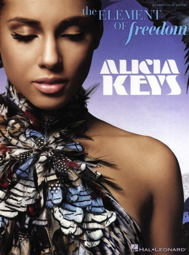 Alicia Keys: The Element Of Freedom - nuty na fortepian, melodia, akordy gitarowe, teksty