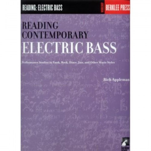 Electric Bass Reading Contemporary - Rich Appleman