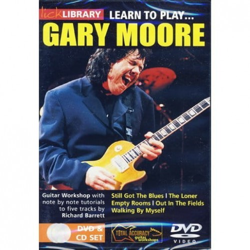 Lick Library - Learn To Play Gary Moore