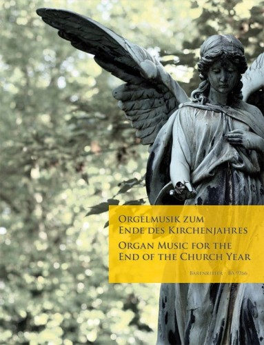 Organ Music for the End of the Church Year - nuty na organy