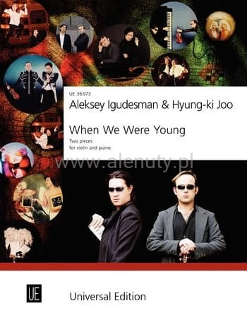 Igudesman & Joo: When We Were Young - 2 utwory na skrzypce i fortepian