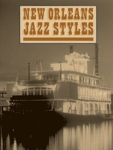 William Gillock: New Orleans Jazz Styles (Complete Edition) - nuty na fortepian solo