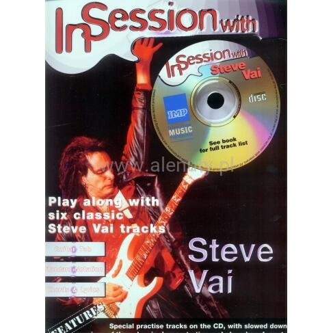 In Session with Steve Vai