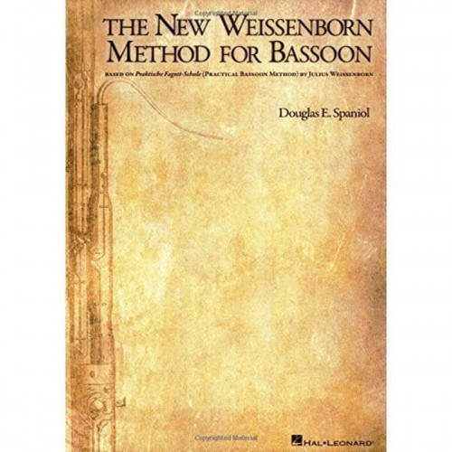 The New Weissenborn Method for Bassoon - szkoła gry na fagocie