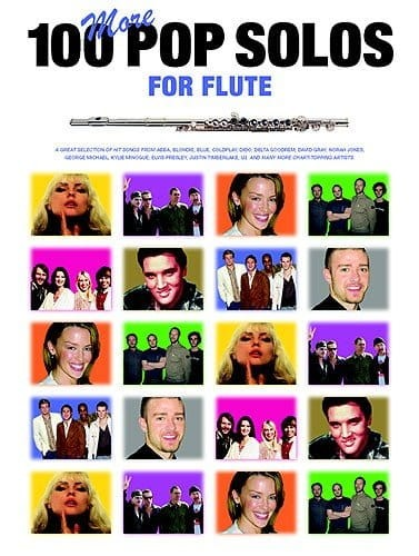 100 More Pop Solos For Flute - nuty na flet