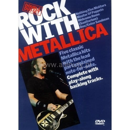 Rock with - Metallica